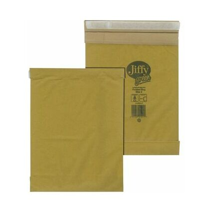 MAILmedia Jiffy Papierpolsterversandtasche, Größe: 2