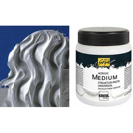 KREUL Strukturpaste SOLO Goya Universal, 250 ml