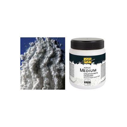KREUL Strukturpaste SOLO Goya Grobsand, 250 ml
