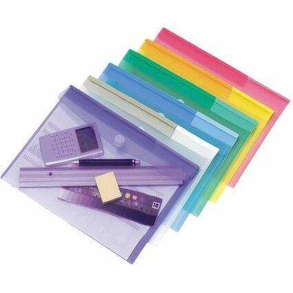 tarifold tcollection Dokumententasche DIN A6, PP, sortiert