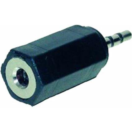 shiverpeaks BASIC-S Audio-Adapter 2,5 mm Klinkenstecker -