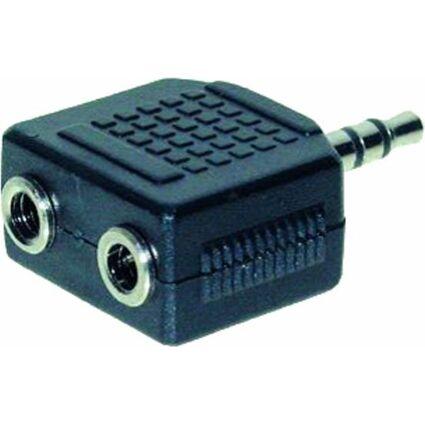 shiverpeaks BASIC-S Audio-Adapter 3,5 mm Klinkenstecker -