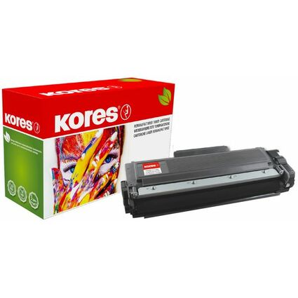 Kores Toner G1157HC ersetzt brother TN-3060, schwarz