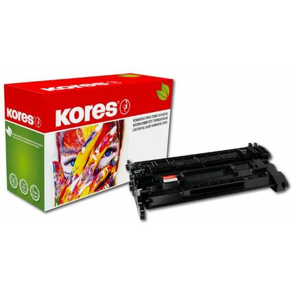 Kores Toner G1203RBGE ersetzt hp Q6002A/Canon 707Y, gelb