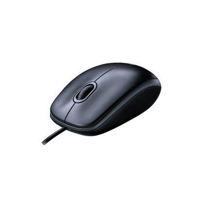 Logitech Optische Maus M100, kabelgebunden