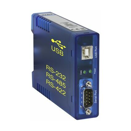 W&T Interface Konverter USB - RS232/RS422/RS485 Industrie