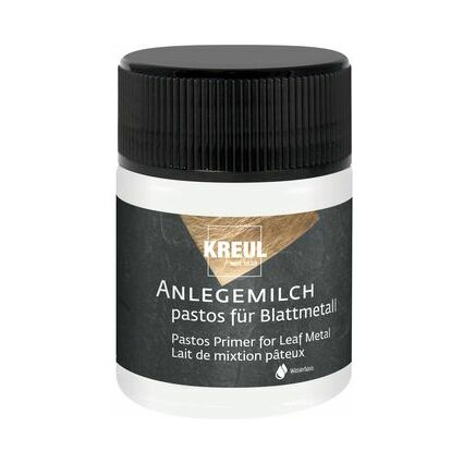 KREUL Anlegemilch Home Design ART DECO, pastos, 50 ml