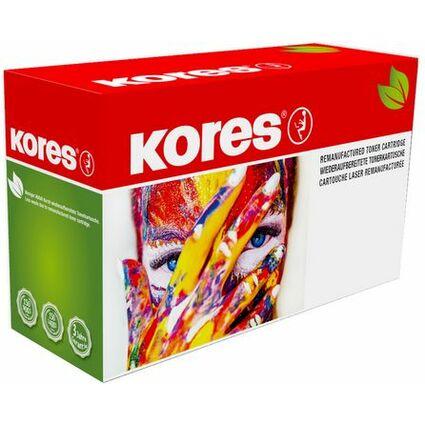 Kores Toner G1321RBB ersetzt OKI 43458331, cyan