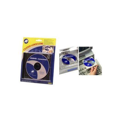 AF CD / DVD Lensclene Laufwerksreiniger, Disk zur Reinigung