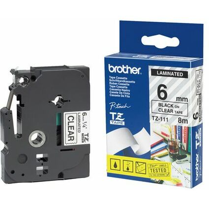 brother STe-Schablonenbandkassette STe-151, 24 mm x 3,0 m