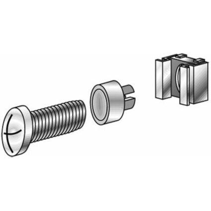 apranet Schraubensatz M5 (50-fach), Größe: M5 x 12