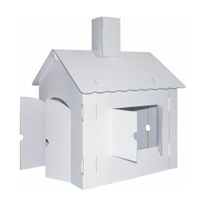 KREUL Spielhaus XL JOYPAC, aus Wellpappe
