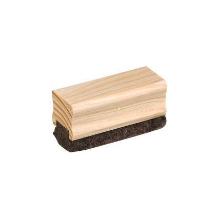 JPC Mini-Tafelwischer für Schiefertafeln, mit Kreide,