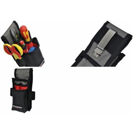 C.K Universal-Werkzeugtasche Magma für Techniker, unbestückt