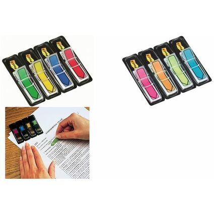 Post-it Haftmarker Index Pfeile, 11,9 x 43,2 mm, 4-farbig