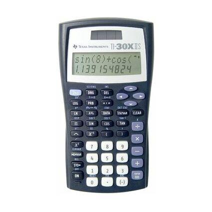 TEXAS INSTRUMENTS Schulrechner TI-30X IIS