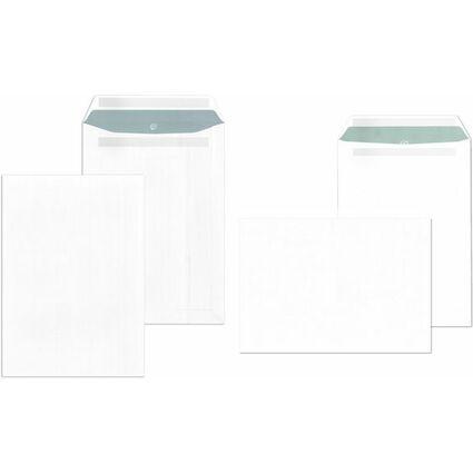 MAILmedia Versandtaschen C4 selbstklebend, ohne Fenster