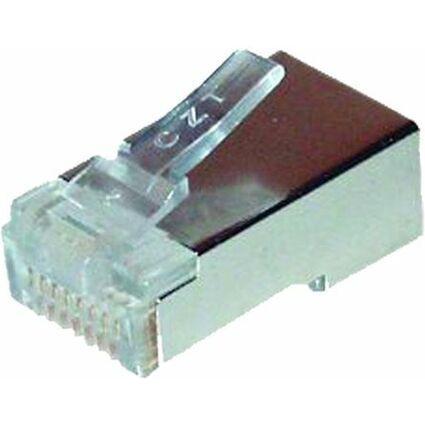 shiverpeaks BASIC-S Modular-Stecker RJ45, ungeschirmt