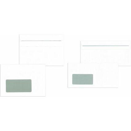 MAILmedia Briefumschläge kompakt, selbstklebend, 75 g/qm