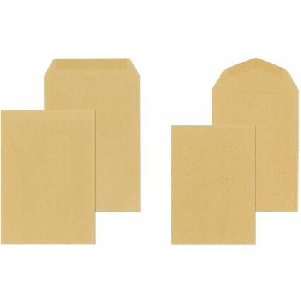 MAILmedia Lohntüten / Lohnbeutel DIN C6, Pergamin, 60 g/qm