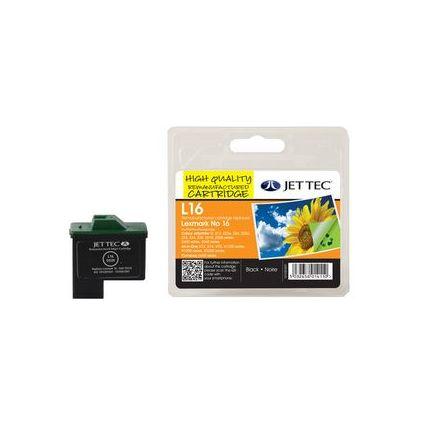 JET TEC wiederbefüllte Tinte L34 ersetzt LEXMARK 18C0034/