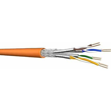 Draka S/FTP Installationskabel UC900, 100 m, Kat.7, 900 MHz