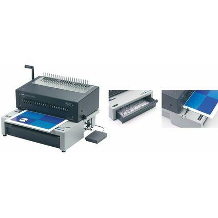GBC Elektrisches Plastikbindegerät CombBind C800Pro