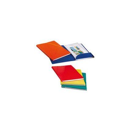 ELBA Eckpannermappe Alpina, DIN A4, Karton, orange