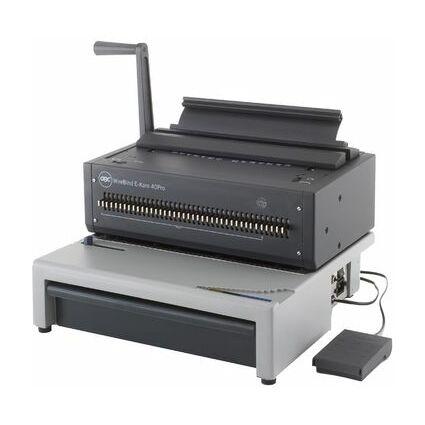 GBC Elektrisches Drahtbindegerät E Karo 40 WireBind, CH