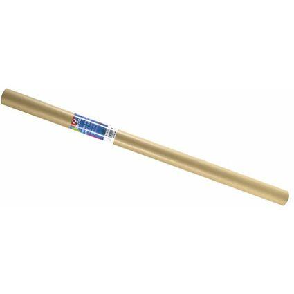 CANSON Packpapier, braun, 60 g/qm, 1 m x 10 m, auf der Rolle