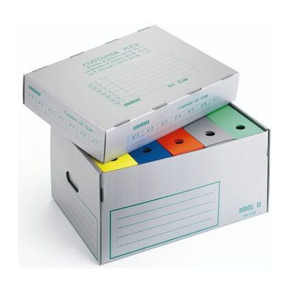 extendos Archiv- & Transport-Box aus Polypropylen Wellpappe
