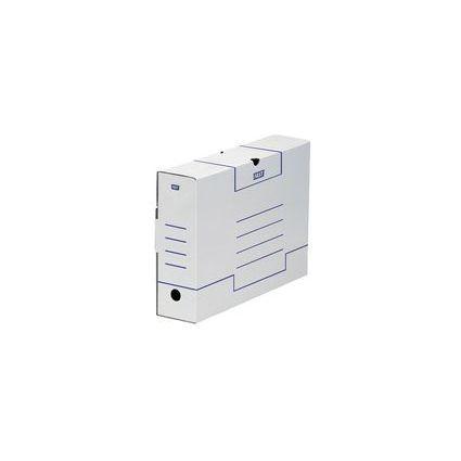 FAST Archiv-Schachtel DIN A3, Rückenbreite: 100 mm, weiß