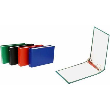 ELBA Ringbuch DIN A5 quer, Maße: (B)245 x (H)160 mm