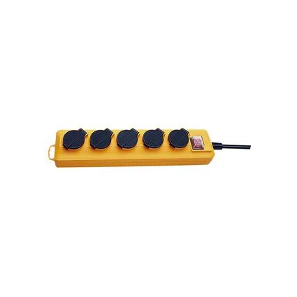 brennenstuhl Prolongateur multiprise Pro-Line IP44, 5 prises