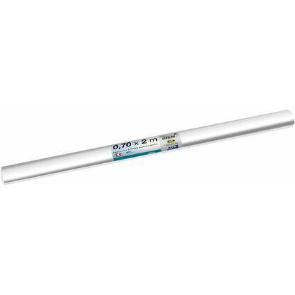 ELBA Buchschutzfolie, PVC, 700 mm x 2 m, farbig sortiert,