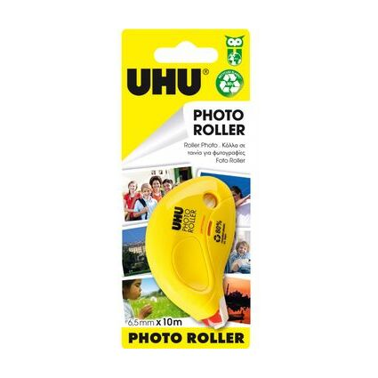 UHU Kleberoller photo roller, (B)6,5 mm x (L)10 m