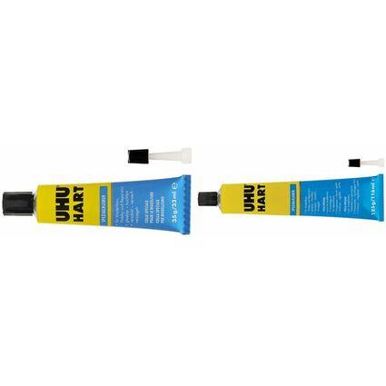 UHU Spezialkleber HART, lösemittelhaltig, 125 g in Tube