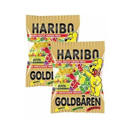 HARIBO Mini-Goldbären, im Karton