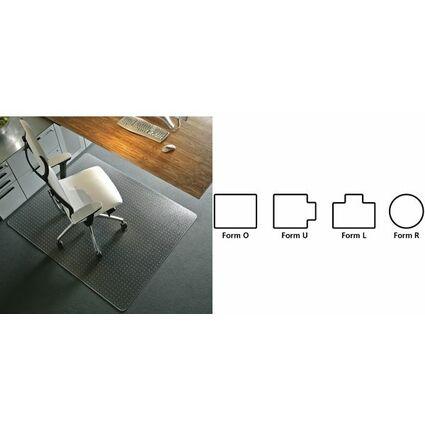 """RS Office Bodenschutzmatte """"Ecogrip"""", Durchmesser: 1200 mm"""
