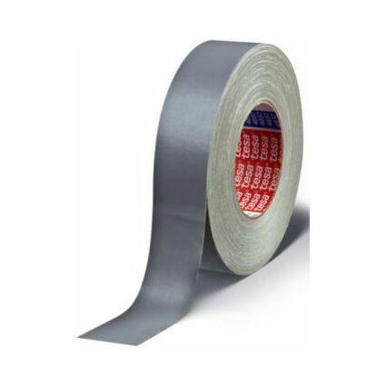 tesa Gewebeband 4657, 50 mm x 50 m, schwarz