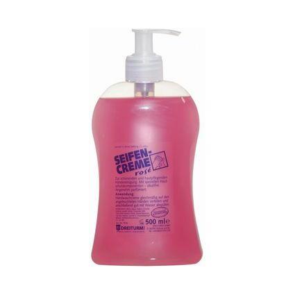 DREITURM Handwaschseife rosé, 500 ml, Dispenser-Flasche