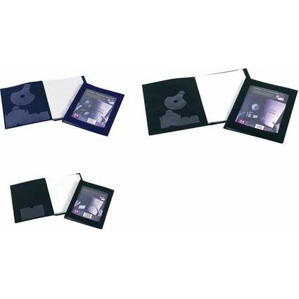 Rexel Präsentations-Sichtbuch, A3, mit 24 Hüllen, schwarz