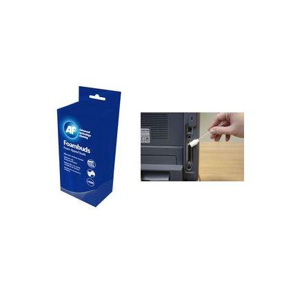 AF Foambuds Reinigungsstäbchen, zur Drucker-& Fax-Reinigung