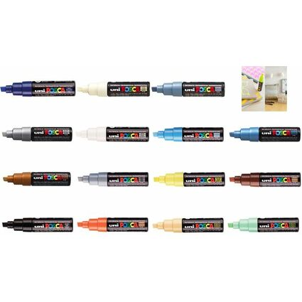 uni-ball Pigmentmarker POSCA (PC-8K), bronze