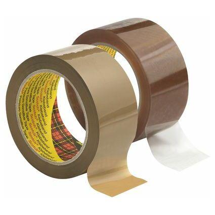 3M Scotch Verpackungsklebeband 3707, PP, 50 mm x 66 m