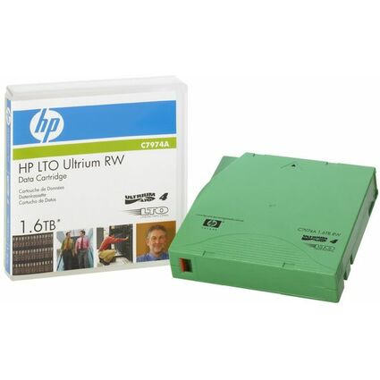Hewlett Packard DATA Cartridge RW Ultrium LTO III, 400/800GB