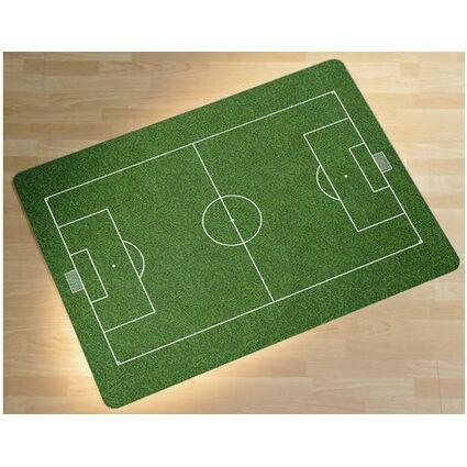 "RS Office Color Edition Bodenschutzmatte ""Fußballfeld"""
