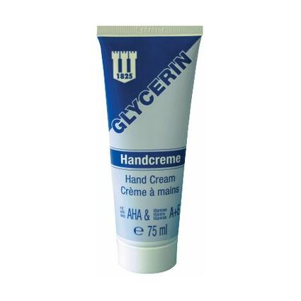 DREITURM Handcreme GLYCERIN, 75 ml Tube