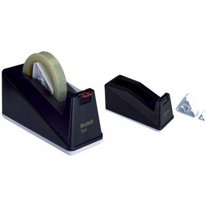 3M Scotch Tischabroller C10, unbestückt, schwarz