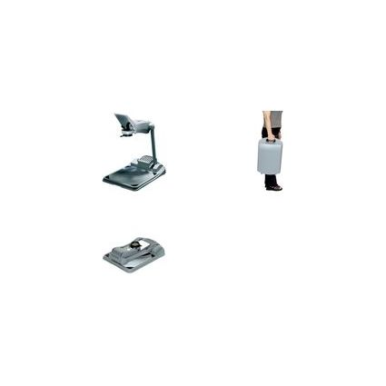 nobo portabler Overhead-Projektor Quantum 2523T, Schweiz
